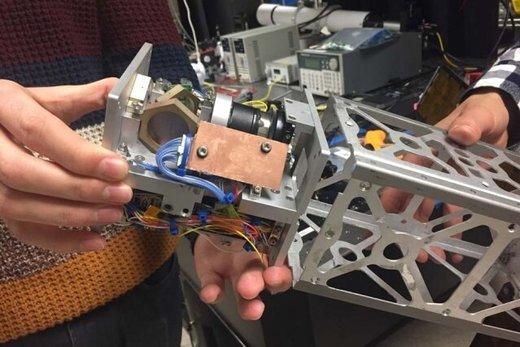 افزایش سرعت انتقال داده به زمین با سیستم لیزری