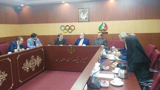 دیپلماتها ورزشی میشوند