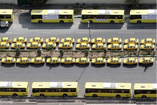تخلف رانندگان ناوگان حمل و نقل عمومی از طریق پیامک اطلاع داده می شود