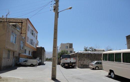 یکهزار و ۵۰۰ تیر برق مزاحم در تبریز وجود دارد
