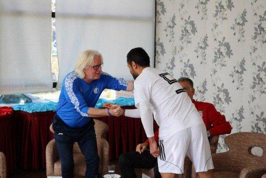 شفر یک ستاره جدید به فوتبال ایران معرفی میکند؟