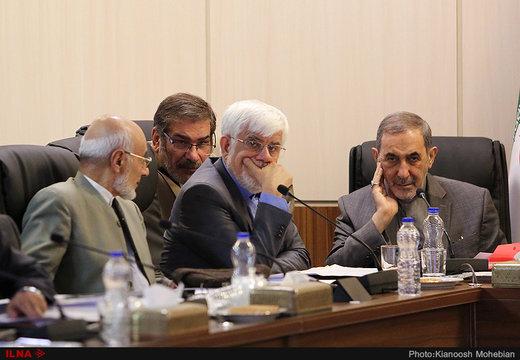 عکس   ۴ کاندیدای ریاست جمهوری در مجمع تشخیص مصلحت نظام
