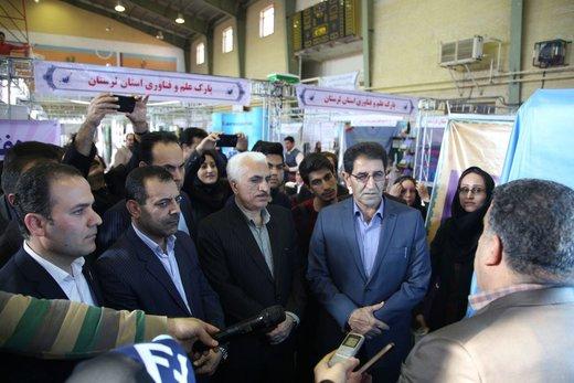 نمایشگاه هفته پژوهش استان در خرمآباد افتتاح شد