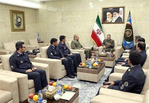 دیدار سرلشکر موسوی با درجهداران ارتش +عکس