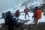 ۳ کوهنورد مقود شده در ارتفاعات کرکزو پیدا شدند