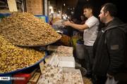 تصاویر | بازار آجیل شب یلدا و قیمتهایی که هوش از سر میپرانند!
