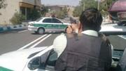 با شلیک ماموران پلیس شهرکرد ۲ قاچاقچی شرور مواد مخدر زمینگیر شدند