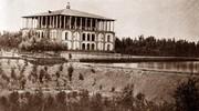 عکس | قدیمیترین عکس از خیابان پاسداران تهران