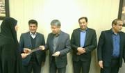 جلسه تودیع و معارفه در شهرداری یاسوج برگزار شد