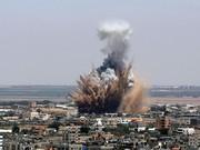 جنایت تازه ائتلاف آمریکایی در سوریه