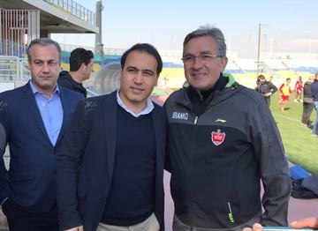 مهدی مهدویکیا: برانکو بهترین مربی خارجی ایران است