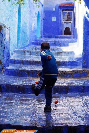 عکاس جوان سال هم «ایزابلا اسمیت» 14 ساله از آمریکاست که تصویری از مراکش را ثبت کرده است