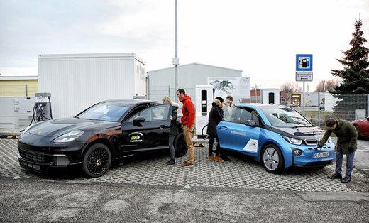 خودروی خود را ۳ دقیقه شارژ کنید ۱۰۰ کیلومتر بروید