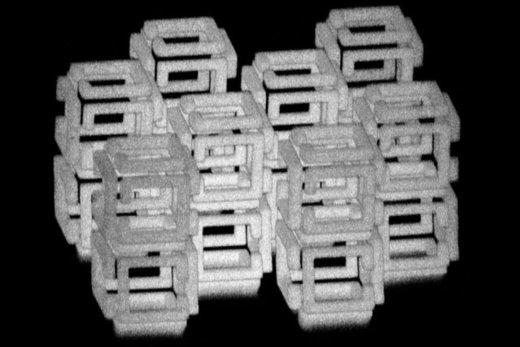 ساخت اشیای ۳بعدی در مقیاس نانو توسط محققان امآیتی