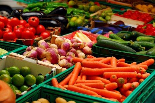 صادرات المنتجات الزراعیة والصناعات التحویلیة تشهد نموا بنسبة 18 بالمئة