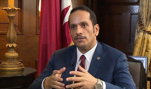انتقاد قطر از تحریمهای ضد ایرانی و فعالیتهای عربستان