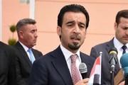 رئیس مجلس عراق هم راهی عربستان شد