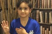 فیلم |  قرارداد پسر فرهاد مجیدی با الوصل امارات