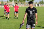 طارمی: اگر بازی نکردم برای قهرمانی تیم ملی دعا میکنم