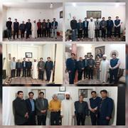 مدیر عامل انجمن موسیقی ایران با هنرمندان پیشکسوت لرستانی دیدار کرد