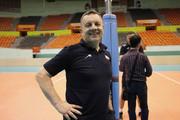 سرمربی تیم ملی والیبال: ایران در بالاترین سطح جهان نیست/ کسی از من نخواست به ایران بیایم
