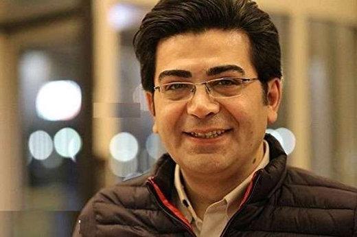 فرزاد حسنی مجری یک جشن سینمایی شد