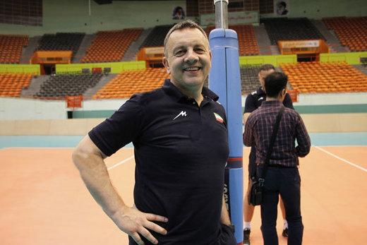 سرمربی تیم ملی والیبال: یک شبه نمیشود برای المپیک آماده شد