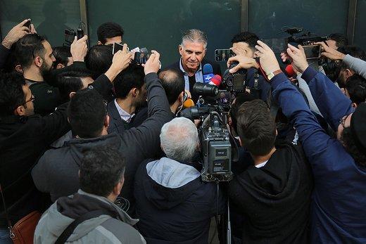 کیروش؛ سادهترین گره در کلاف پیچیده فوتبال ایران