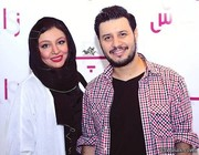 عکس | جواد عزتی و همسرش در یک جشن سینمایی