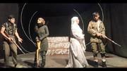لغو اجرای یک تئاتر به دلیل مختلط بودن بازیگران!