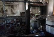 تصاویر مدرسهای که روز سهشنبه در آتش سوخت/ عکس