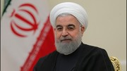 President Rouhani congratulates Qatar's National Day