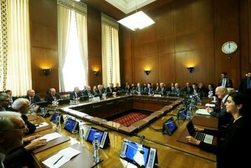 بیانیه مشترک وزرای امور خارجه ایران،روسیه و ترکیه