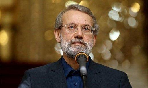 لاریجانی: ایران در فکر نزاع با کشورهای منطقه نیست، اما وقتی جنگی به راه میاندازند توقع تأیید نداشته باشند