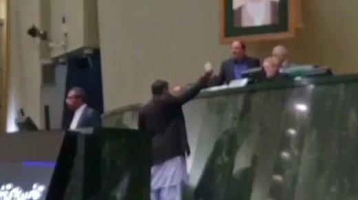 فیلم   ویدئوی منتشرشده از جلسه غیرعلنی مجلس درباره فیلم نماینده سراوان