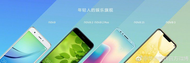 فروش ۶۵ میلیون گوشی هوشمند «نوا» توسط هوآوی