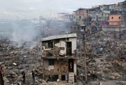 فیلم | انفجار زودپز ۶۰۰ خانه را خاکستر کرد!