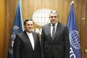 الامين العام لمنظمة السياحة العالمية يؤكد علي التعاون مع ايران