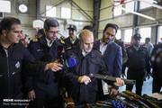 تصاویر | بازداشت ۲۰۷ نفر دیگر از اوباش تهران