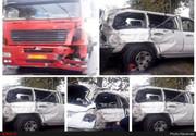 علت تصادف رئیس سازمان تأمین اجتماعی اعلام شد: تخلف راننده استانداری