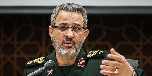 سردار غیبپرور: در فضای مجازی باید شبکهسازی انقلابی کنیم