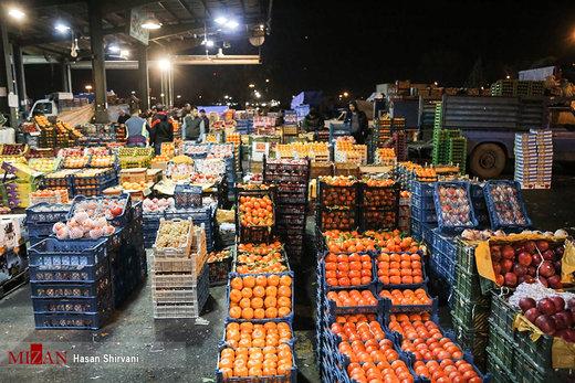 افزایش گلایه بهرهبرداران میادین میوه و ترهبار از قاچاق میوه