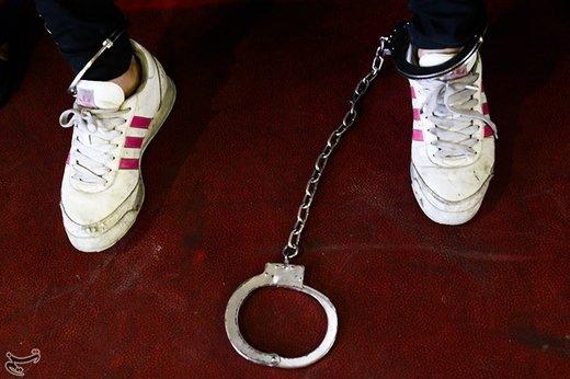 بازداشت اراذل و اوباش و مزاحمین محله های تهران