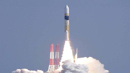 هند ماهواره نظامی به فضا پرتاب کرد