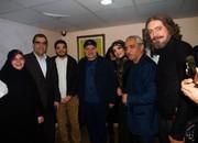 عکس | وزیر بهداشت کنارِ بهاره رهنما، الهام پاوهنژاد و مهدی سلطانی
