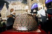 ثبت بزرگترین کیک کریسمس جهان در گینس