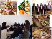 جشنواره آموزش طبخ آبزیان در فنیوحرفهای شهرستان الیگودرز برگزار شد