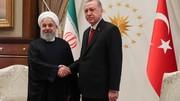 حمایت از هرگونه اقدام لازم برای تحقق هدفگذاری تجارت ۳۰ میلیارد دلاری میان تهران – آنکارا