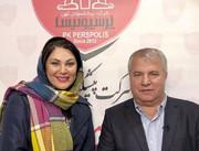 گپ دوستانه علی پروین و لاله اسکندری با چاشنی انتقاد از تلویزیون