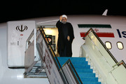 رئیس جمهور آنکارا را به مقصد تهران ترک کرد